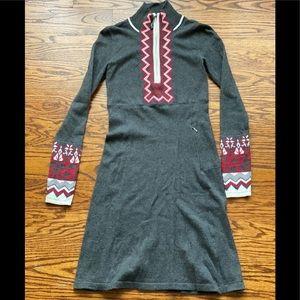 Adorable Athleta knit dress size XS